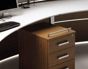 Mueble operativo R3/9 recepción