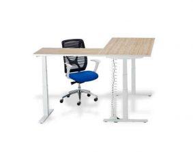 Mesa con ala serie Adapta
